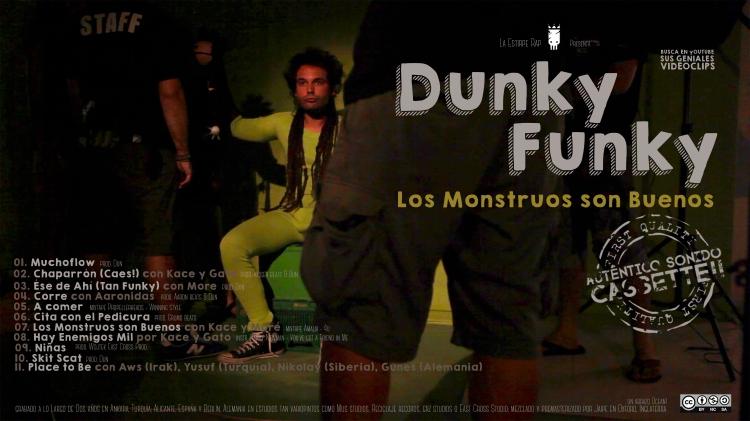 Dunky FUnky Los Monstruos portada 1 alta definicion